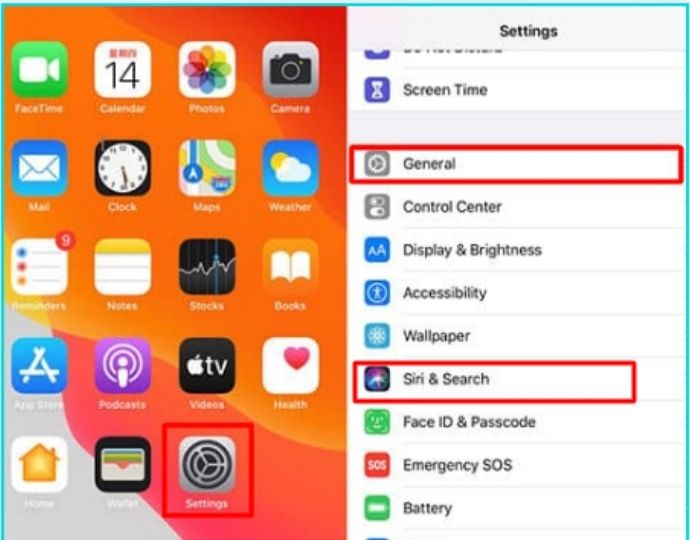 Disable Explicit Language for Siri on iPhone and iPad