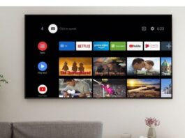 Google Photos as screensaver on Android TV