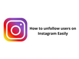 How to Mass Unfollow Users on Instagram Easily
