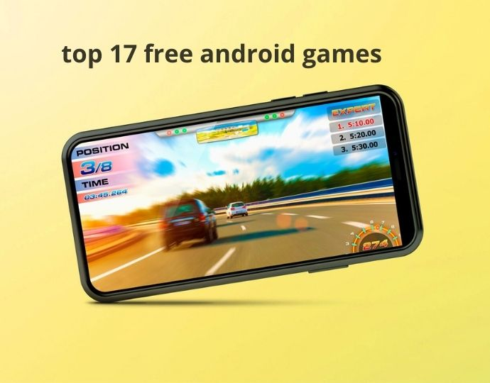 Top 17 New Free Android Games