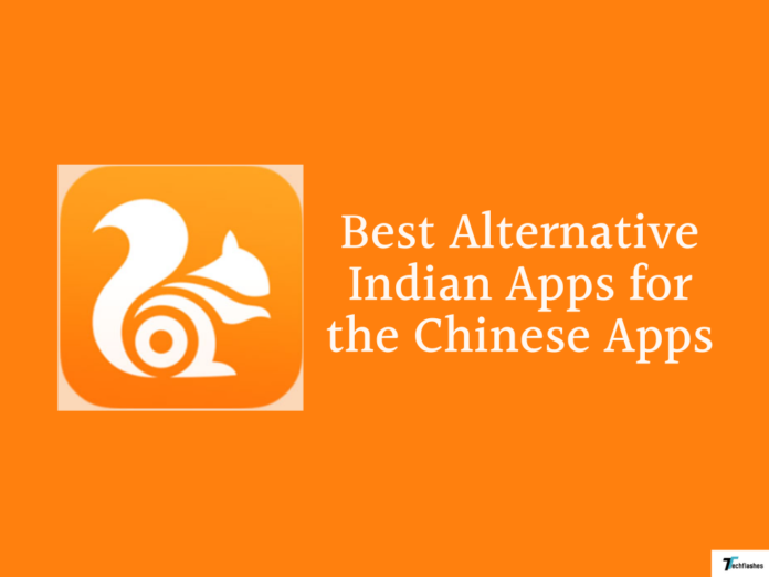 Best Alternative Indian Apps for the Chinese Apps