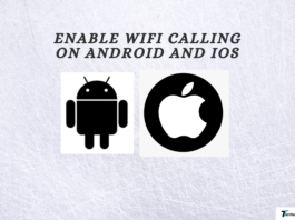 Enable WiFi Calling On Android And IOS
