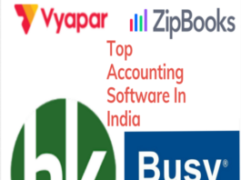 top accounting software in india
