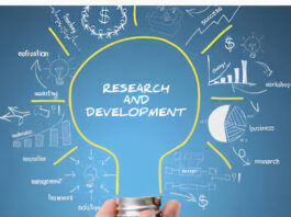 research and development for apps