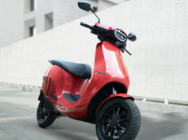 All about Ola Electric Scooter