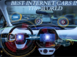 Best Internet cars in the world